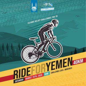 Ride for Yemen Registration