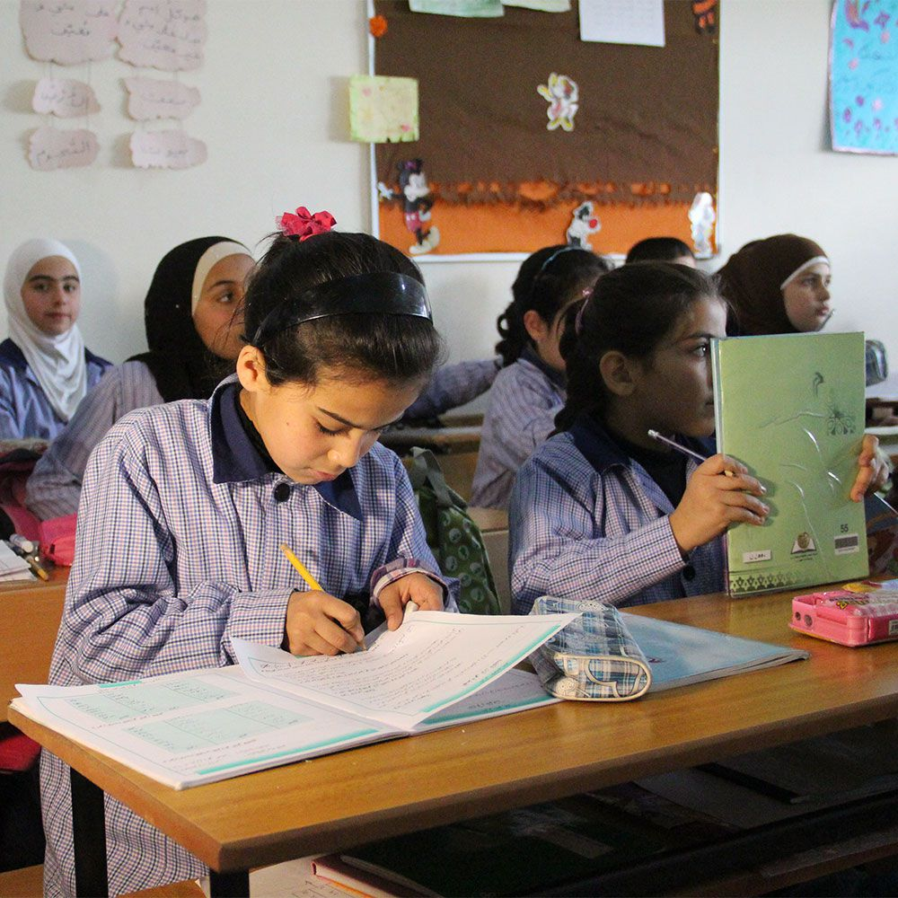 Higher Education for Orphans (Monthly)