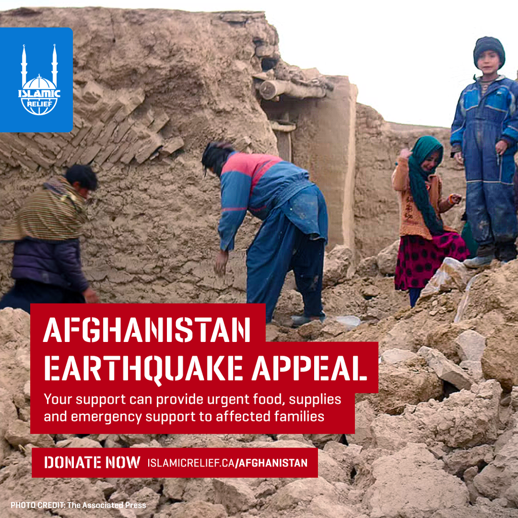 The Forgotten People of Afghanistan